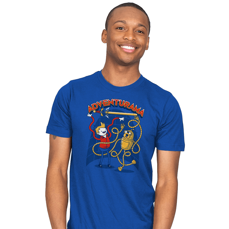 Adventurama Reprint - Mens - T-Shirts - RIPT Apparel