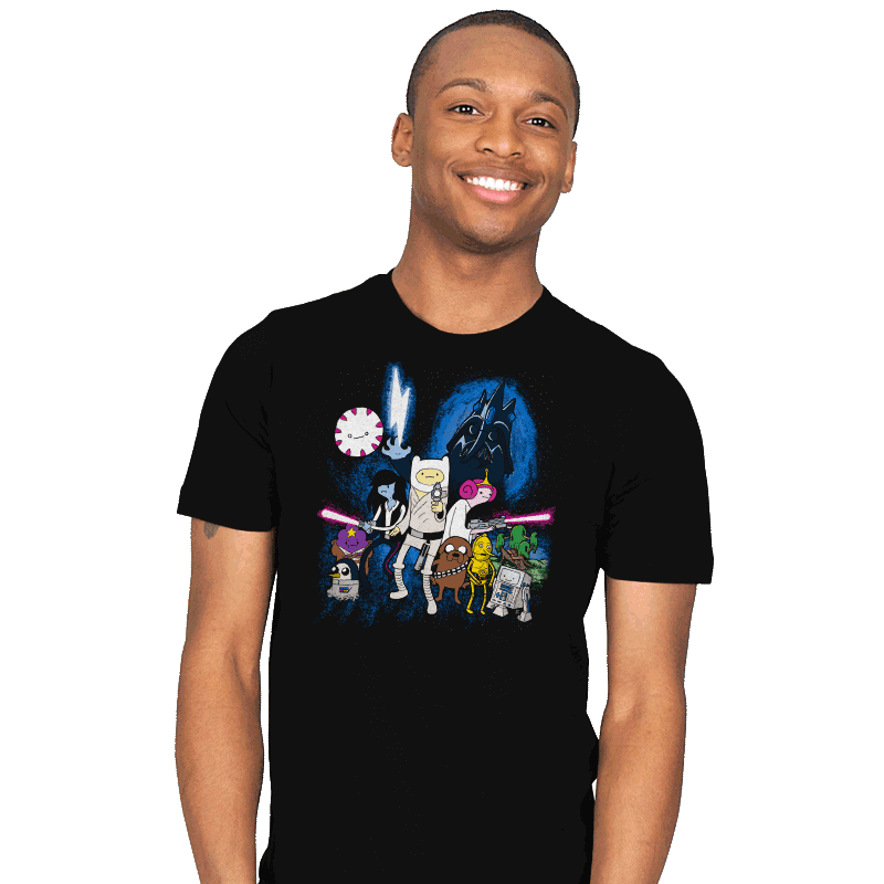 Adventure Wars Reprint - Mens - T-Shirts - RIPT Apparel