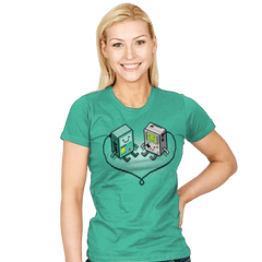 8bit Buds - Womens - T-Shirts - RIPT Apparel