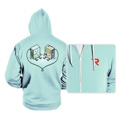 8bit Buds - Hoodies - Hoodies - RIPT Apparel