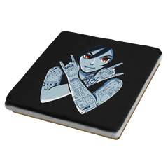Vampire Queen - Coasters - Coasters - RIPT Apparel