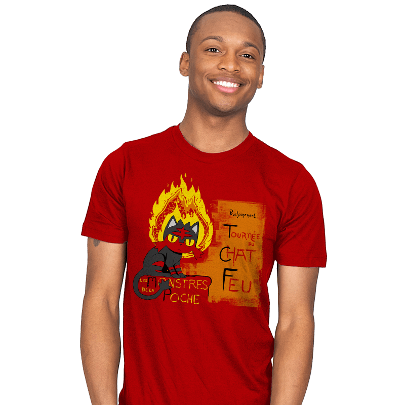 Le Litten - Mens - T-Shirts - RIPT Apparel