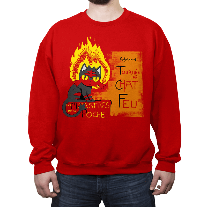 Le Litten - Crew Neck - Crew Neck - RIPT Apparel