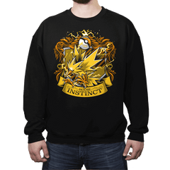 House Instinct - Zapplepuff - Crew Neck - Crew Neck - RIPT Apparel