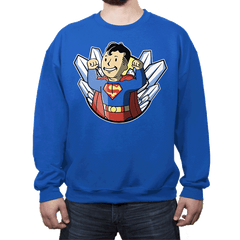 Super boy - Crew Neck - Crew Neck - RIPT Apparel