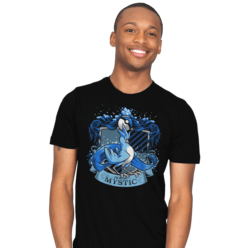 House Mystic - Articlaw - Mens - T-Shirts - RIPT Apparel