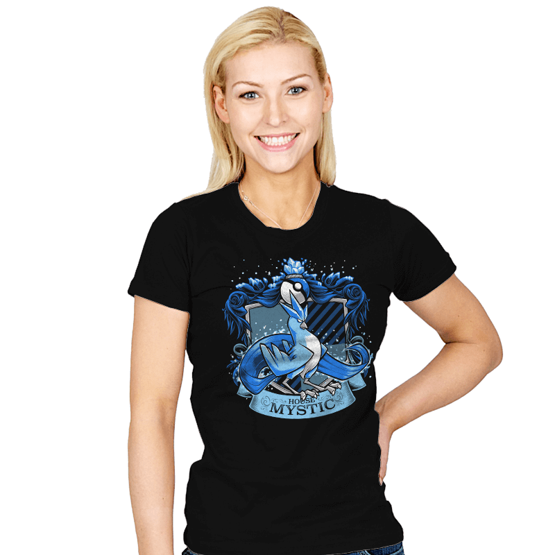 House Mystic - Articlaw - Womens - T-Shirts - RIPT Apparel