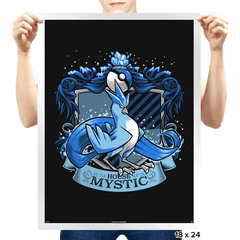 House Mystic - Articlaw - Prints - Posters - RIPT Apparel