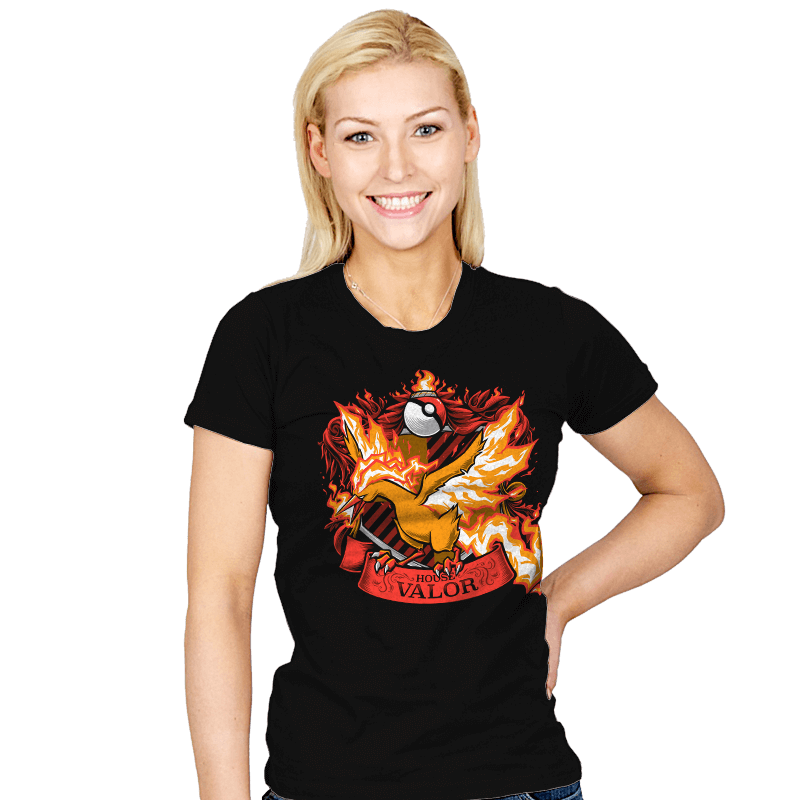 House Valor - Moltredor - Womens - T-Shirts - RIPT Apparel