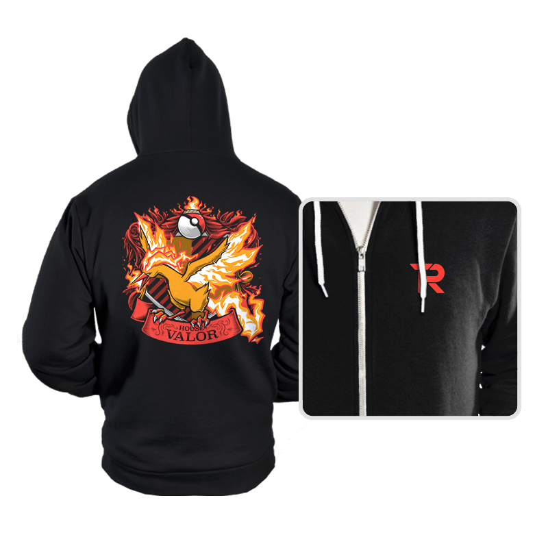 House Valor - Moltredor - Hoodies - Hoodies - RIPT Apparel