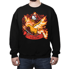 House Valor - Moltredor - Crew Neck - Crew Neck - RIPT Apparel