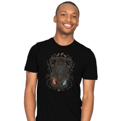 Ash to Embers - Mens - T-Shirts - RIPT Apparel