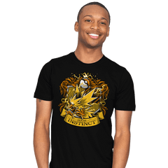 House Instinct - Zapplepuff Exclusive - Mens - T-Shirts - RIPT Apparel
