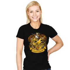 House Instinct - Zapplepuff Exclusive - Womens - T-Shirts - RIPT Apparel