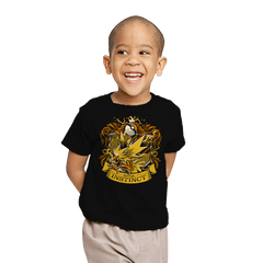 House Instinct - Zapplepuff Exclusive - Youth - T-Shirts - RIPT Apparel