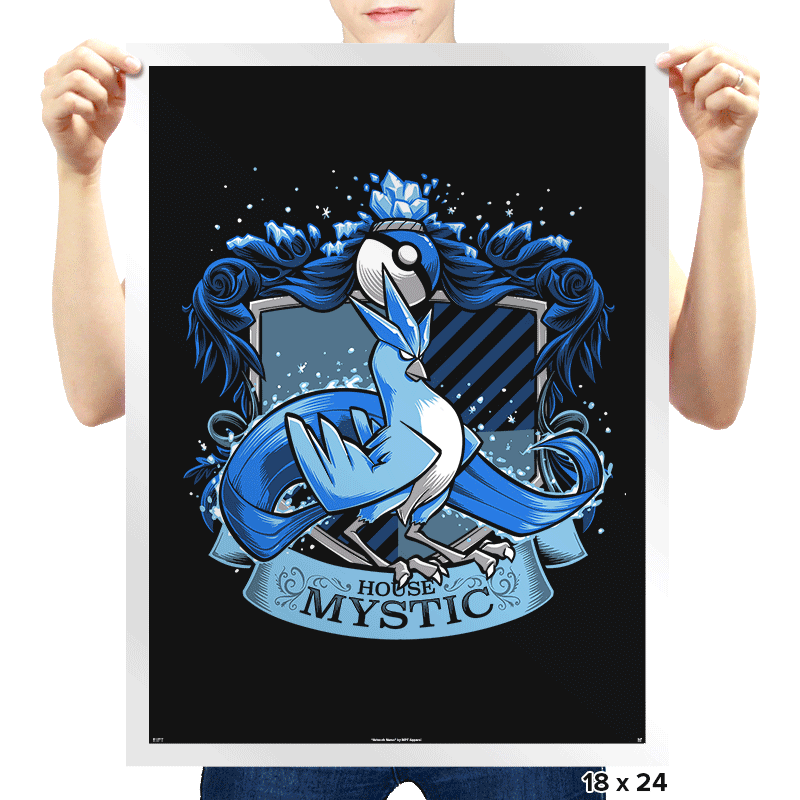 House Mystic - Articlaw Exclusive - Prints - Posters - RIPT Apparel