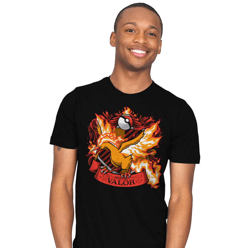 House Valor - Moltredor Exclusive - Mens - T-Shirts - RIPT Apparel
