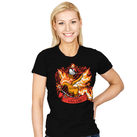 House Valor - Moltredor Exclusive - Womens - T-Shirts - RIPT Apparel