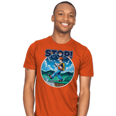 PokeSTOP! Exclusive - Mens - T-Shirts - RIPT Apparel