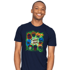 Indigo Squad - Mens - T-Shirts - RIPT Apparel