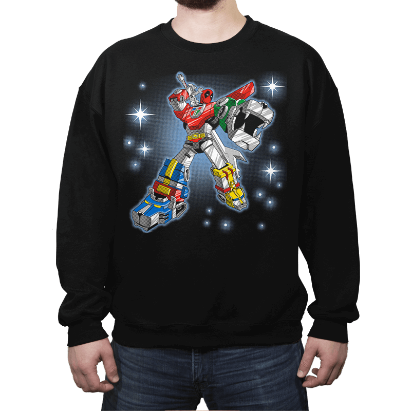 Pooltron - Crew Neck - Crew Neck - RIPT Apparel