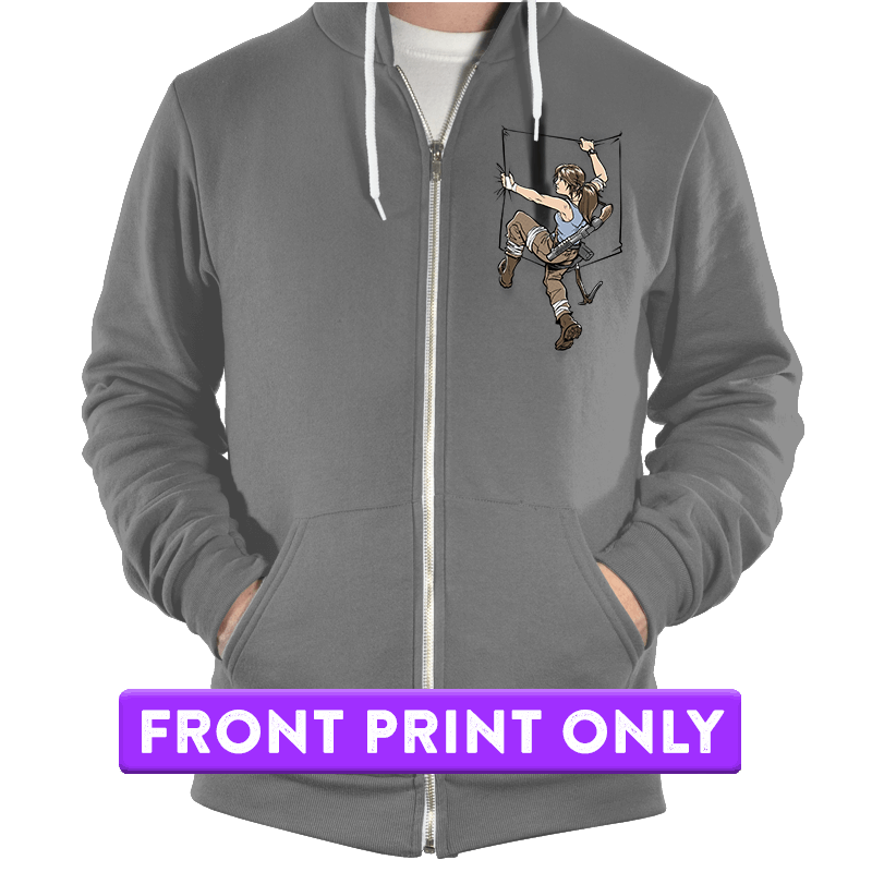 Pocket Raider - Hoodies - Hoodies - RIPT Apparel