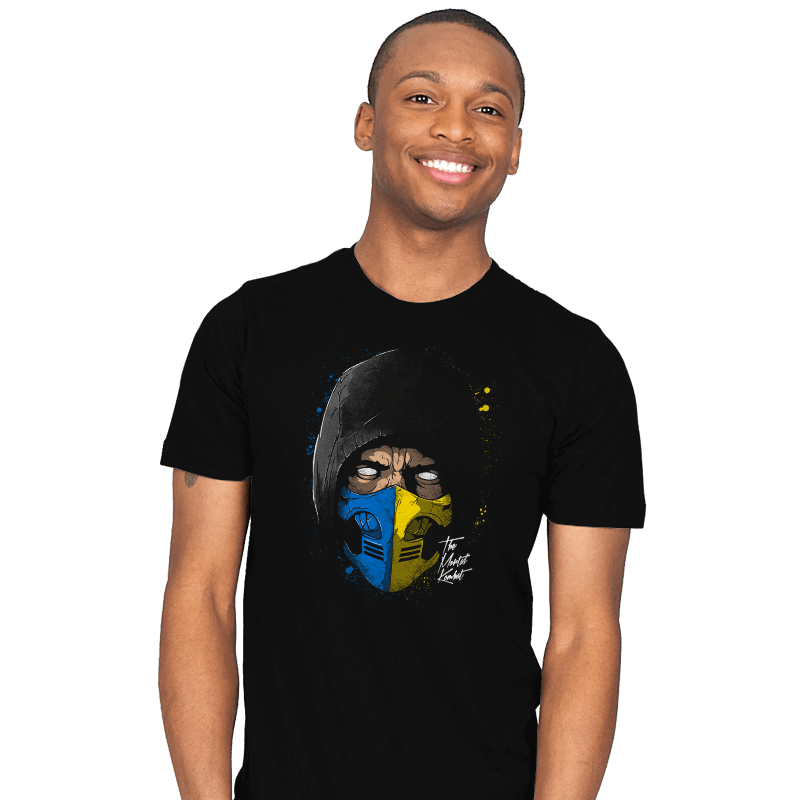 Daft Mortal - Mens - T-Shirts - RIPT Apparel
