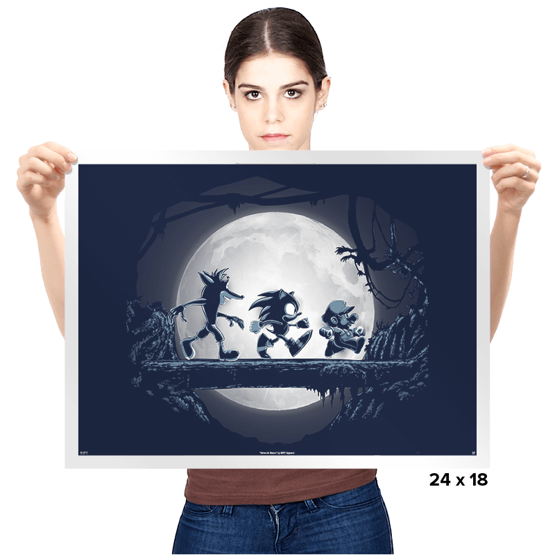 Gaming Matata - Prints - Posters - RIPT Apparel