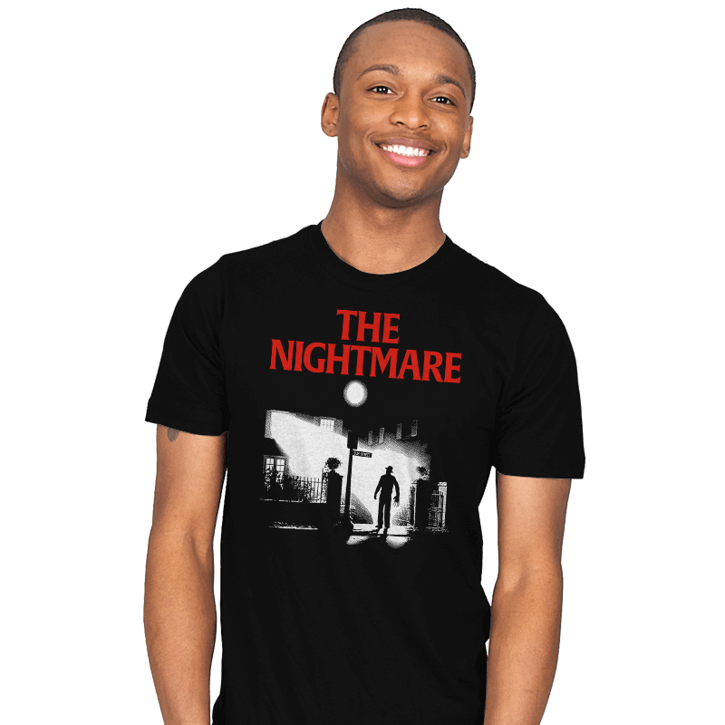The Nightmare - Mens - T-Shirts - RIPT Apparel