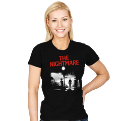 The Nightmare - Womens - T-Shirts - RIPT Apparel