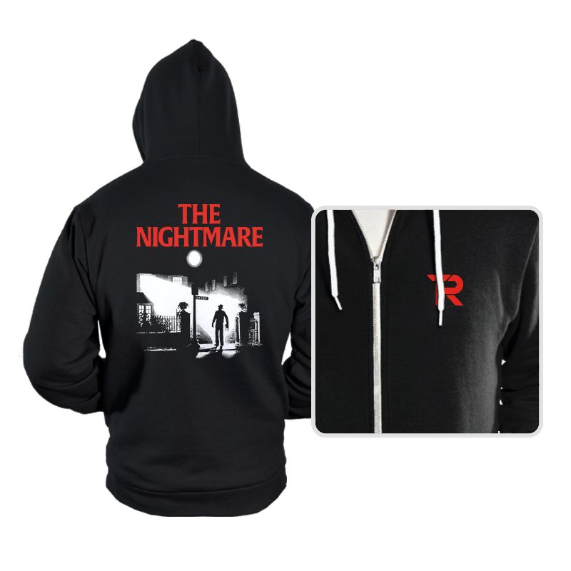 The Nightmare - Hoodies - Hoodies - RIPT Apparel