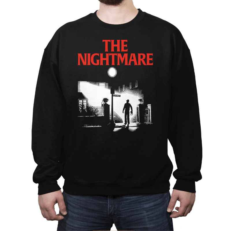 The Nightmare - Crew Neck - Crew Neck - RIPT Apparel