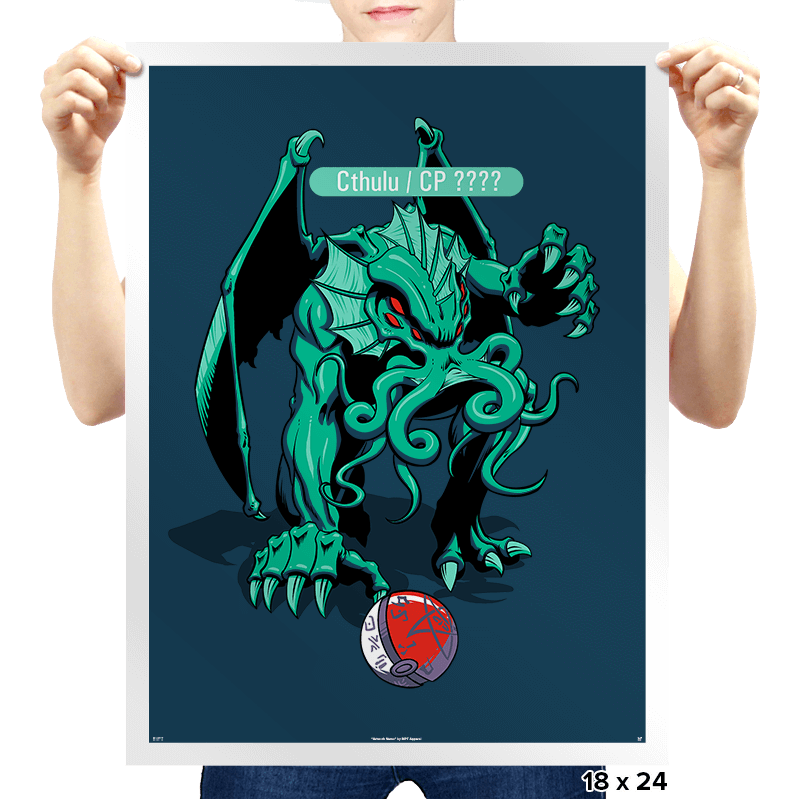 Madness Go - Prints - Posters - RIPT Apparel