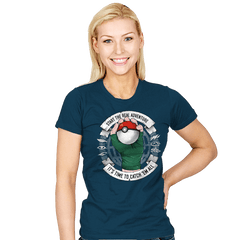 The Adventure Begins - Womens - T-Shirts - RIPT Apparel