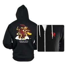 The Flash Runner  - Hoodies - Hoodies - RIPT Apparel