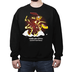 The Flash Runner  - Crew Neck - Crew Neck - RIPT Apparel