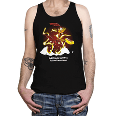 The Flash Runner  - Tanktop - Tanktop - RIPT Apparel