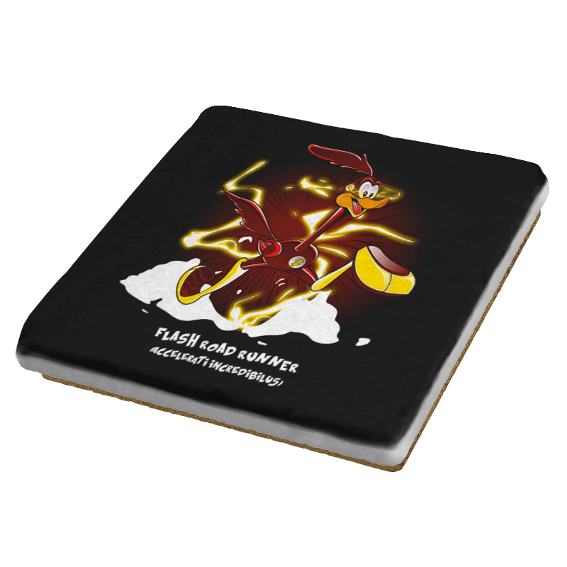 The Flash Runner  - Coasters - Coasters - RIPT Apparel