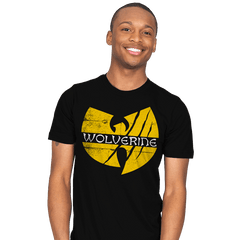 Wu-verine - Mens - T-Shirts - RIPT Apparel