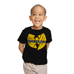 Wu-verine - Youth - T-Shirts - RIPT Apparel