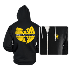 Wu-verine - Hoodies - Hoodies - RIPT Apparel