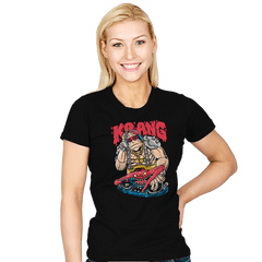 Wu-Krang Clan - Womens - T-Shirts - RIPT Apparel