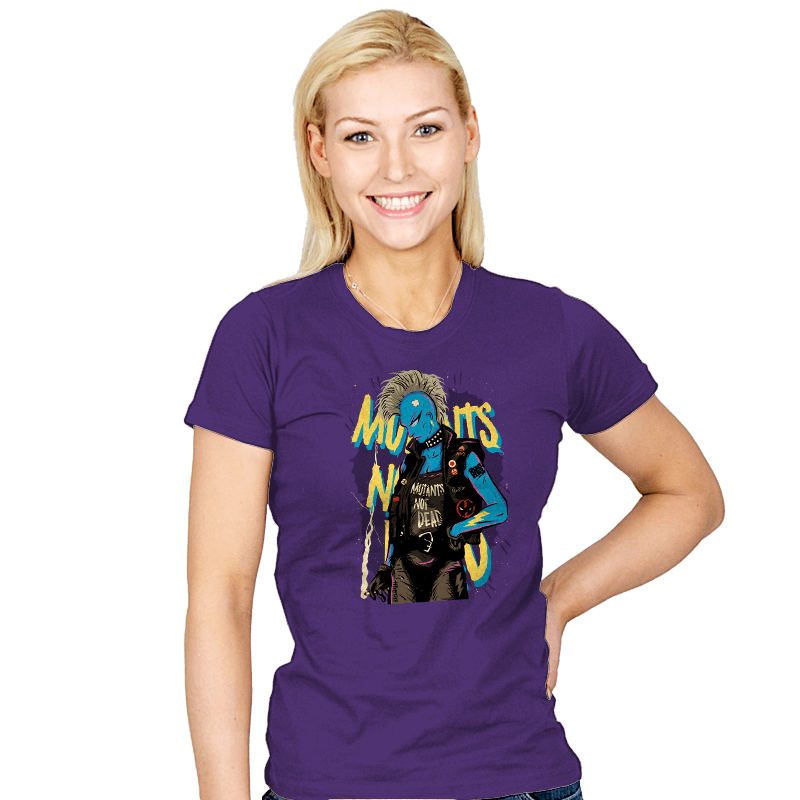 Storm Punk - Womens - T-Shirts - RIPT Apparel