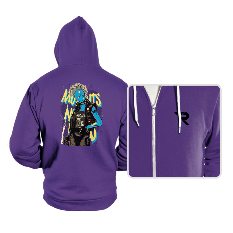 Storm Punk - Hoodies - Hoodies - RIPT Apparel