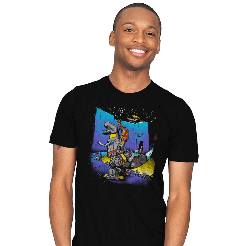 The Crossing of Quintessa - Mens - T-Shirts - RIPT Apparel