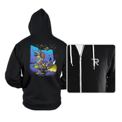 The Crossing of Quintessa - Hoodies - Hoodies - RIPT Apparel