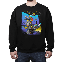 The Crossing of Quintessa - Crew Neck - Crew Neck - RIPT Apparel