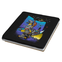 The Crossing of Quintessa - Coasters - Coasters - RIPT Apparel