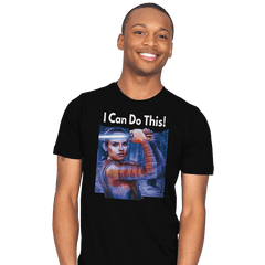 I Can Do This! - Mens - T-Shirts - RIPT Apparel