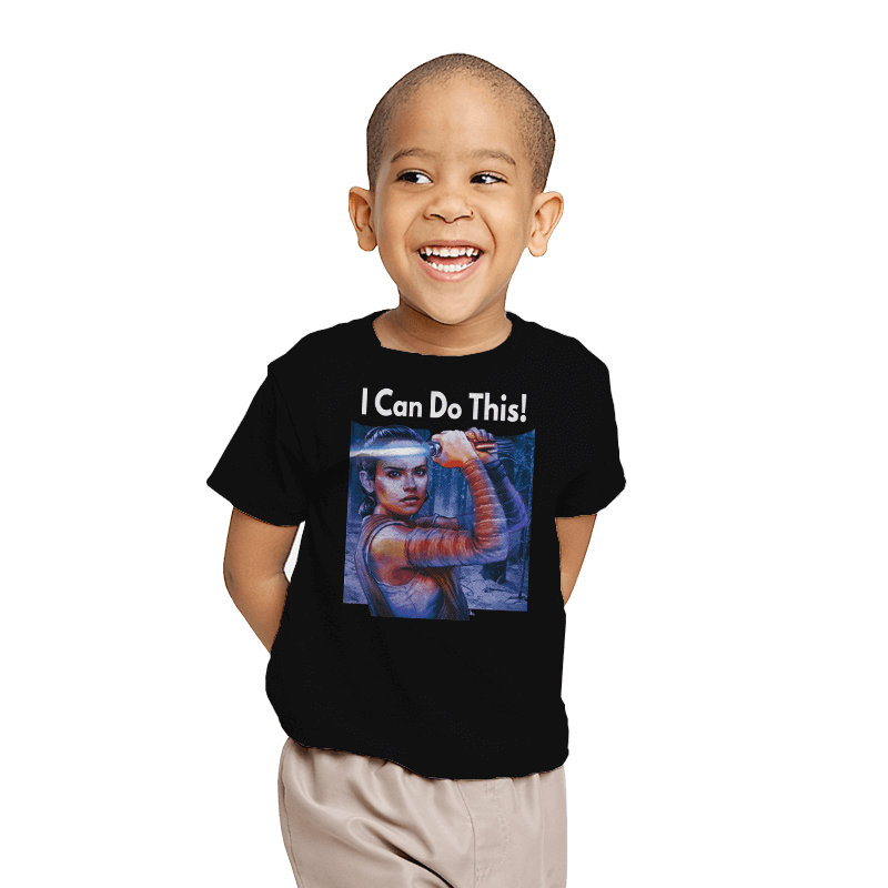I Can Do This! - Youth - T-Shirts - RIPT Apparel